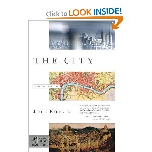 Despite their infinite variety, all cities essentially serve three purposes: spiritual, political, and economic. Kotkin follows the progression of the city from the early religious centers of Mesopotamia, the Indus Valley, and China to the imperial centers of the Classical era, through the rise of the Islamic city and the European commercial capitals, ending with today's post-industrial suburban metropolis.