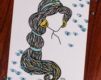 Zentangle Pixie Dust by DesignsByBlynn on Etsy