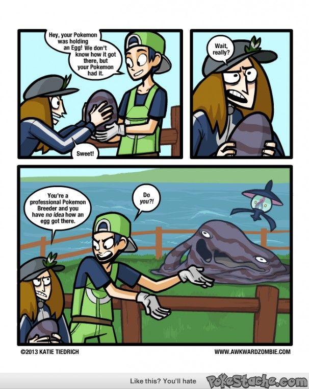 pokemon moon how to delete eggs