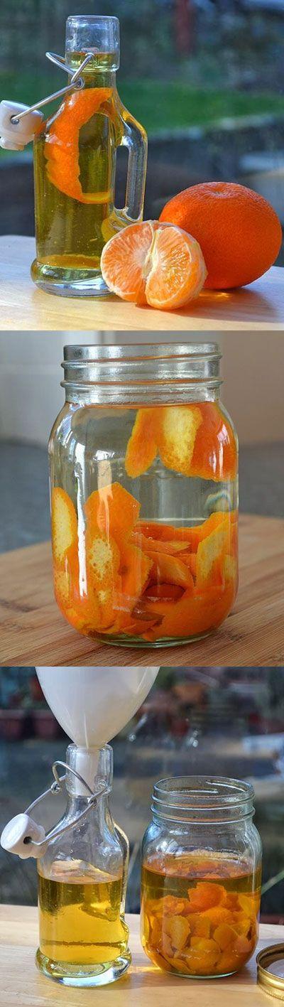 How to make Mandarin Vodka