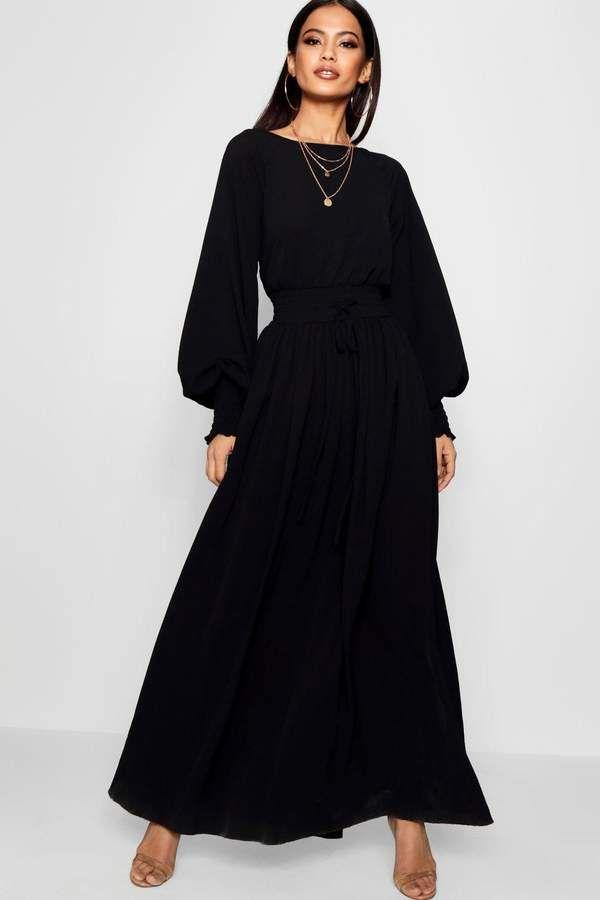 34+ Boohoo maxi dress information