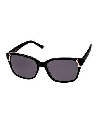 Oroton Amelie Sunglasses - Gold Detail