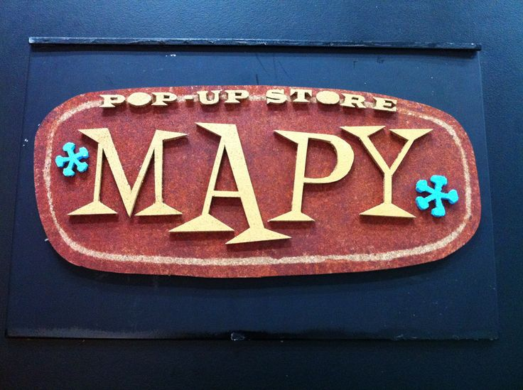 ENTRADA POP-UP STORE MAPY