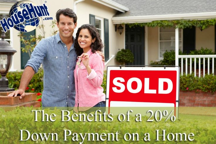 There are many benefits to putting a 20% Down Payment on a home. Here is information on why a 20% down payment on a home is your best option to buying.