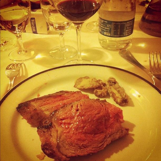 Oh fiorentina  #tuscanygram #fiorentina #steak | by valecupcake