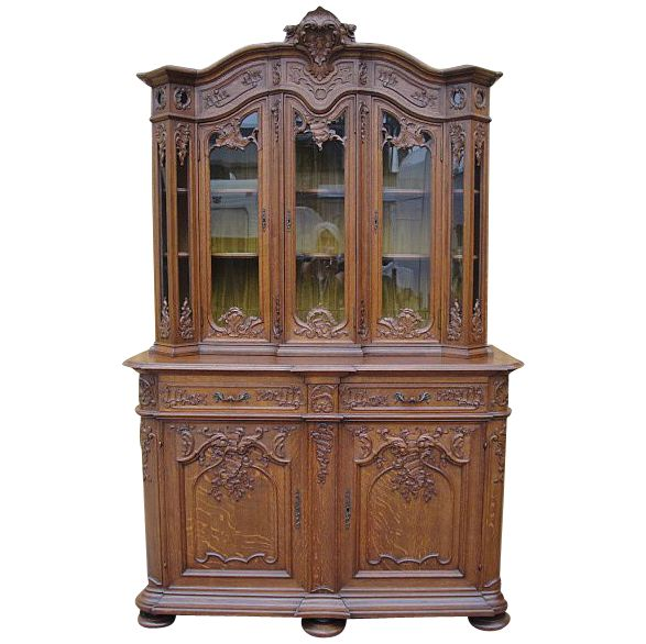 Antique China Cabinets French Antique China Cabinets