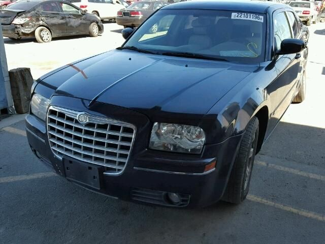 2006 #CHRYSLER 300 TOURIN 3.5L 6 for Sale at #Copart Auto Auction. Bid & Win Now.