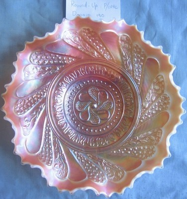 Carnival Glass, The Roundup, Carnival Glass Round Up, Antiques, Collectable