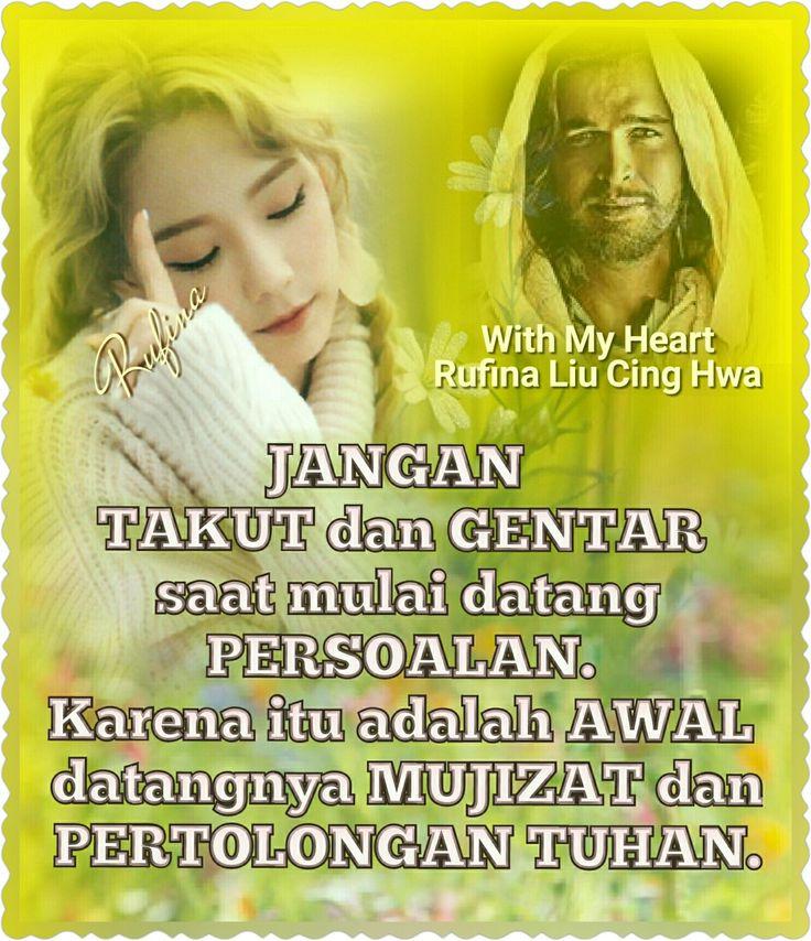 With  My Heart 🌼 💖🌼. .. ~ '°ºO•🌸•✿.Ƹ̵̡Ӝ̵̨̄Ʒ SELAMAT SIANG  Ƹ̵̡Ӝ̵̨̄Ʒ.✿🌸•Oº°' ~  Mazmur 51:12 (TB) (51-14) Bangkitkanlah kembali padaku kegirangan karena selamat yang dari pada-Mu, dan lengkapilah aku dengan roh yang rela!