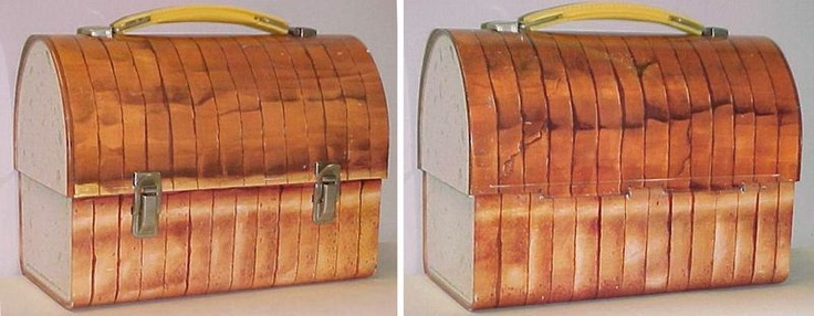 Bread Loaf Lunch Box
