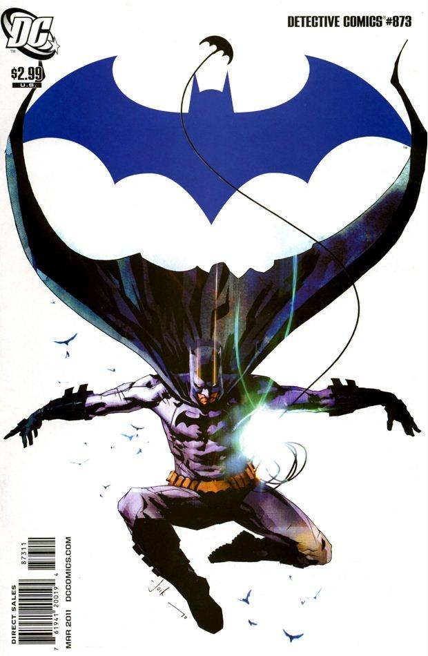 Batman - Detective Comics - The Black Mirror (Full Issues)