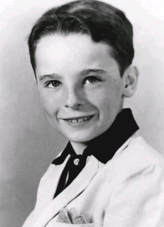 Young Alice Cooper (age 8-9?) born 1948