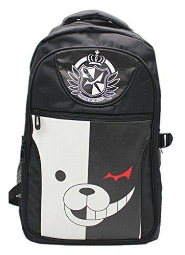 YOYOSHome Danganronpa Anime Trigger Happy Havoc Cosplay Rucksack Backpack School Bag
