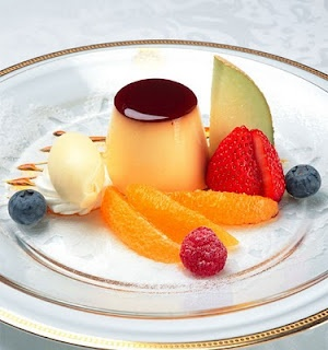 Japanese Creamy Pudding- think flan but smoother and creamier- one of my favorite desserts