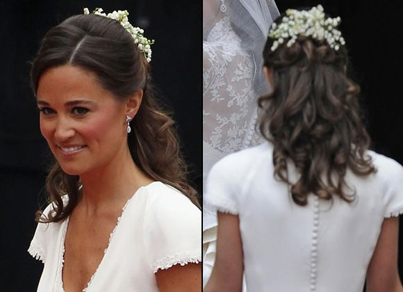 Wedding Hairstyle Kate Middleton : 35 best images about pippa on pinterest