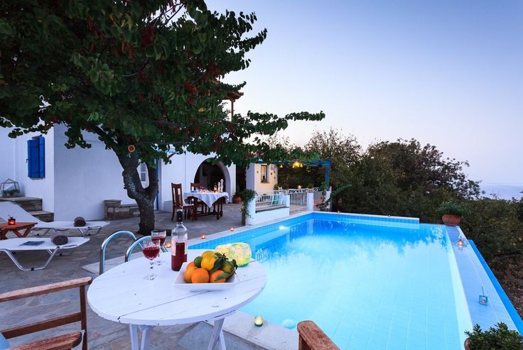 Gardenia Cottage | 1 Bedroom Villa in Skopelos, Greece « Simpson ...