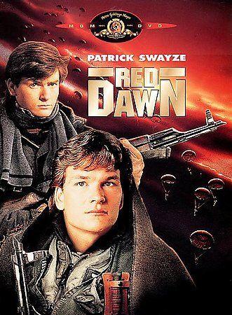 Red Dawn (DVD, 1998, Movie Time) Patrick Swayze, Charlie Sheen 27616699824 | eBay