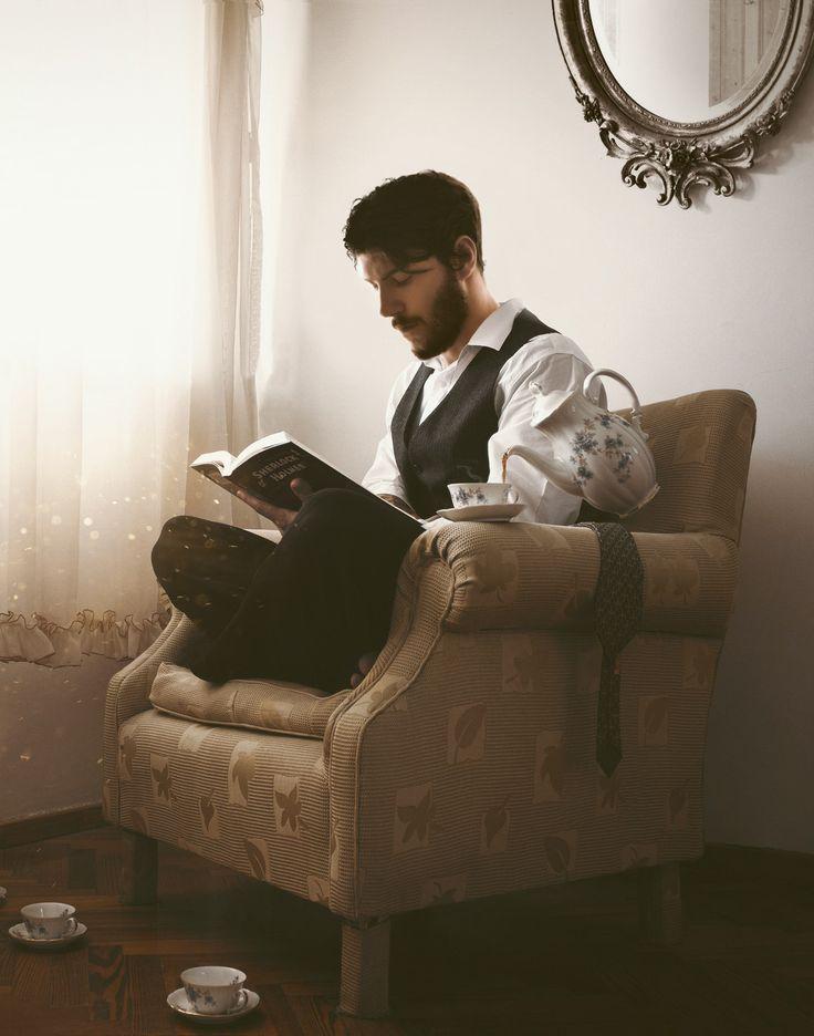 "john-fenerov: ""I say let the world go to hell, but I should always have my tea."" ― Fyodor Dostoyevsky, Notes from Underground"