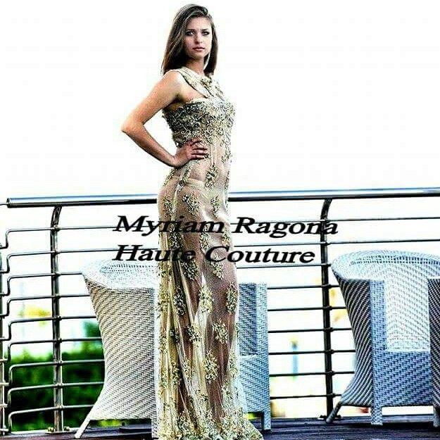 Haute couture Myriam Ragona 2016