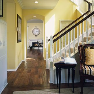 Foyer: Decorating inspiration for your foyer