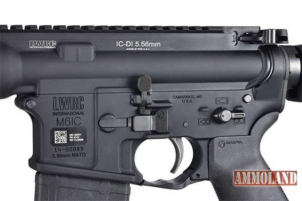 LWRC DI Rifle