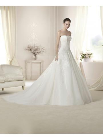 giardino abiti da sposa abito da ballo