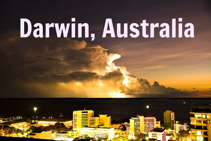 Things to Do in Darwin Australia