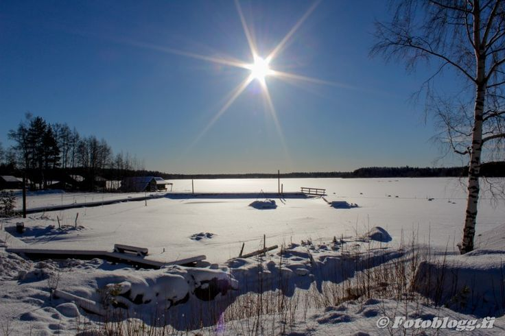Vinterbilder 16.02.2016 - Fotoblogg.fi