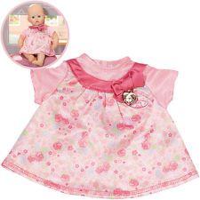 Zapf Creation Baby Annabell Kleid (Rosa)