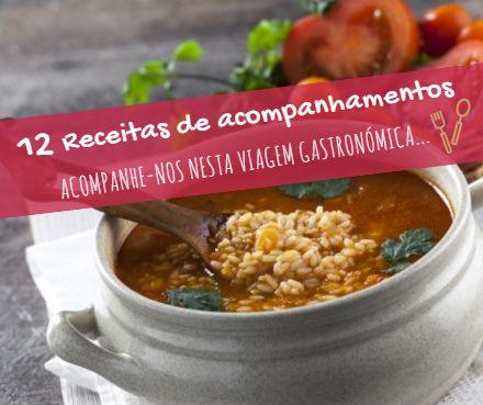 Acompanhe-nos nesta viagem gastronómica - Descubra receitas deliciosas, truques, dicas, cursos, o Blog Culinária A-Z e muito mais!