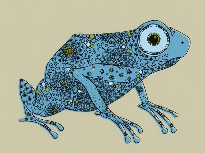 Illustrations - HelloWilson Graphic Design | Branding for small, creative businesses | Edinburgh and UK