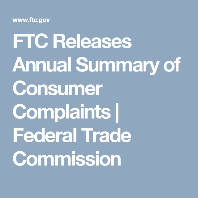 25 best ideas about Federal Trade Commission – Sample Ftc Complaint Form