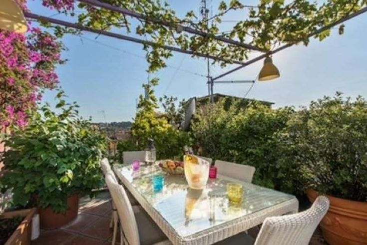 78 best Balconi, terrazze e giardini images on Pinterest   Gardening ...