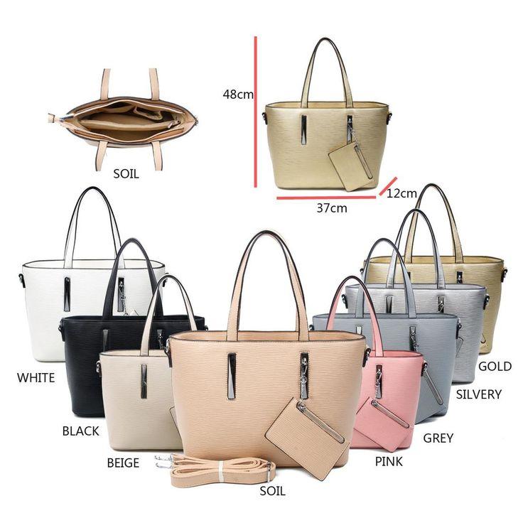 ICYMI: OBC Damen Business Tasche Shopper Workbag Schultertasche Umhängetasche Handtasche Henkeltasche – Bücher Box
