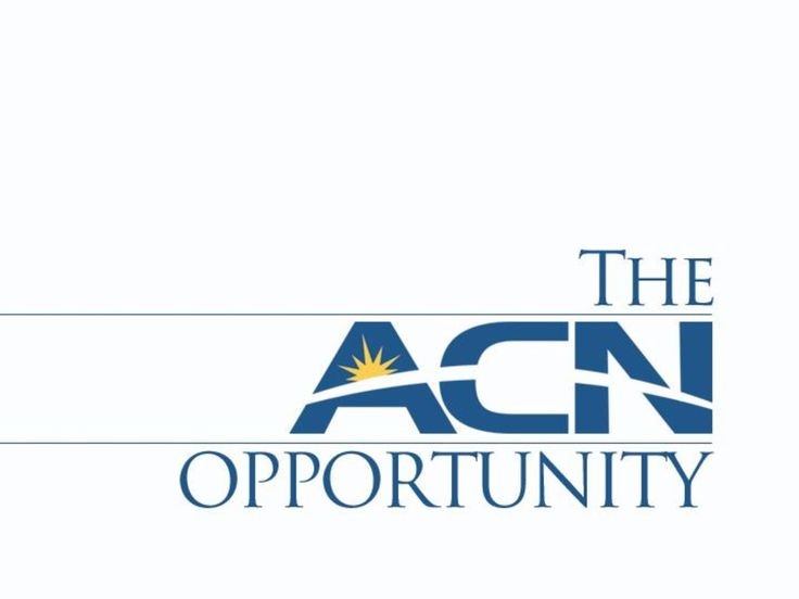 My ACN Login