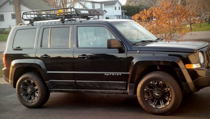 2011 Jeep Patriot ID#000000383 by RoyalCanadian