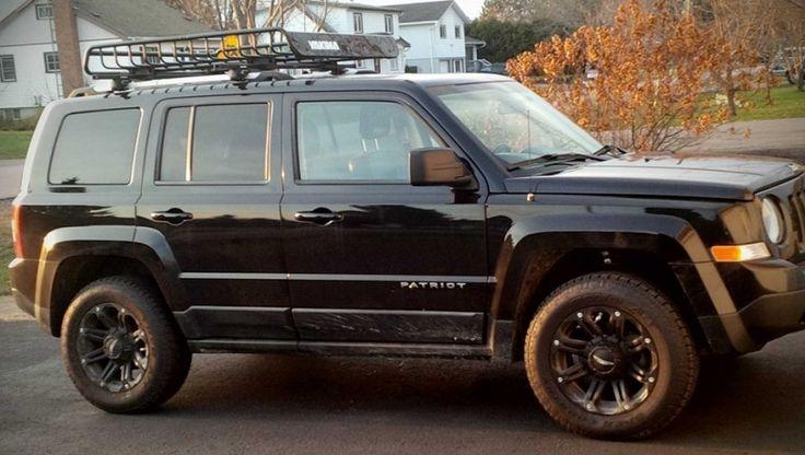2011 Jeep Patriot ID#000000383 by RoyalCanadian