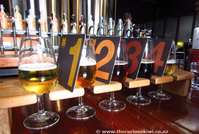 Brew Pubs in New Zealand