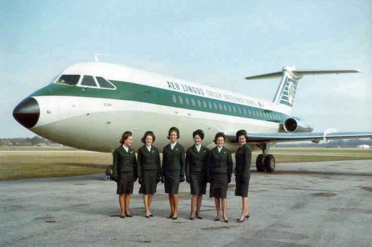 Aer Lingus Bundle 10 x 6x4 Prints 10 for Price of 5 Bac 111 737 747 F27   eBay