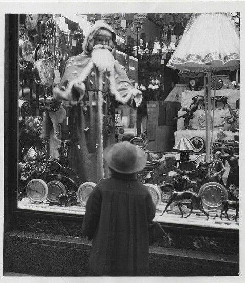 Christmas Window-1956...