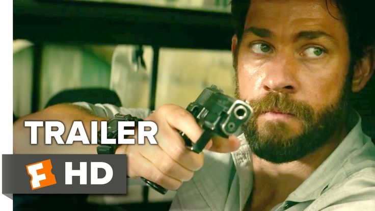 13 Hours: The Secret Soldiers of Benghazi Official Trailer #1 (2016) - John Krasinski Thriller HD