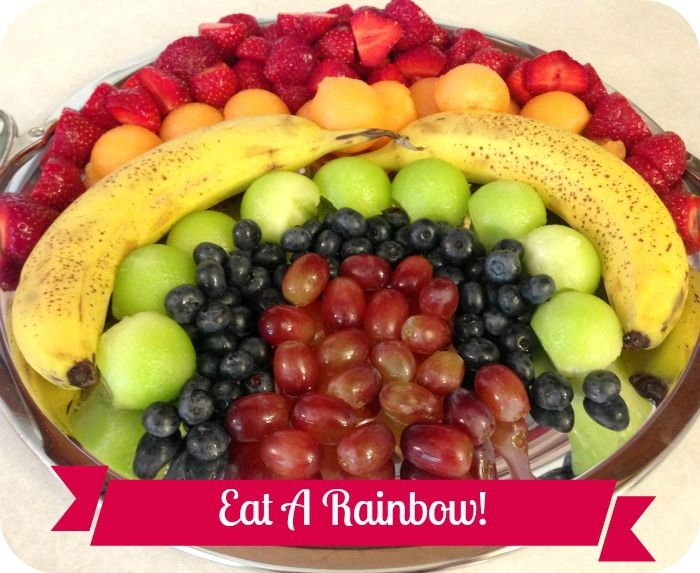 Rainbow Fruit Platter How To Featuring Good Cook #ProFreshKeepers