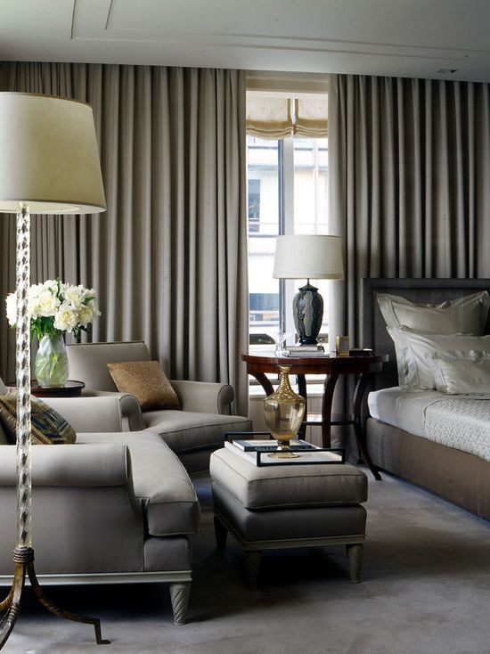 contemporary bedroom bedroom design pictures remodel decor and ideas page 16 love seating area