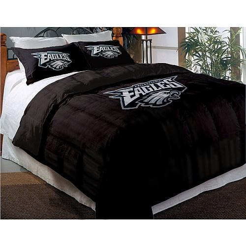 Philadelphia Eagles Twin/Full Comforter Set