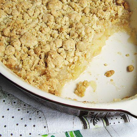 Oatmeal apple crisp favorite recipes pinterest