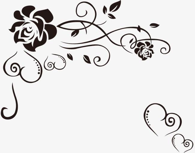 Hoa Trắng Va đen đen Trắng Hoa Long Yeu Thương Png Va Vector Flores Preto E Branco Preto E Branco Artesanato E Faca Voce Mesmo