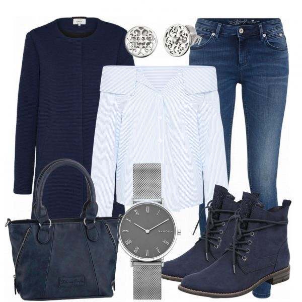Business Outfits: Arbeitstag bei FrauenOutfits.de