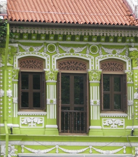 Shop House: 17 Best Images About Peranakan On Pinterest