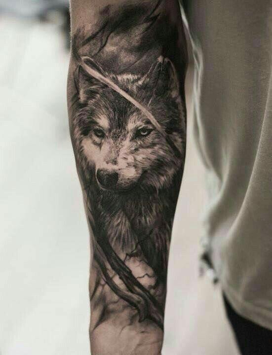 Caleb's tattoos
