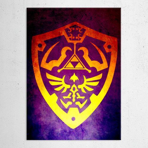 15% OFF on any order placed this week with code: october15. Zelda Shield Poster #zelda #gamer #gaming #gifts #thelegendofzelda #homedecor #homegifts #sales #shield #hyrule #zeldashield #save #discount #kids #family #home #geek #videogame #games #art #pinterest #posters #giftsforher #giftsforhim #shopping #online #displate #39 #style #link #hyrule